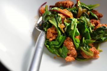 paleo-recipes_sausage-stir-fry-breakfast