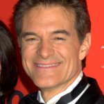 Dr. Oz - photo courtesy of Wikipedia