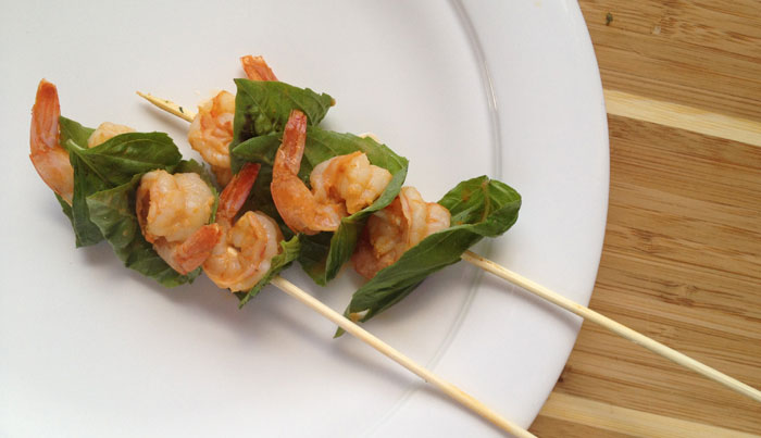 Shrimp with coconut and basil crossfit san leandro for Fat fish san leandro