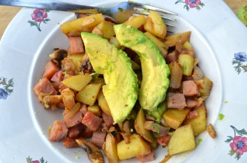 paleo-recipes_ham-stir-fry-breakfast