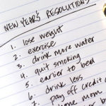 Lotsa new years resolutions